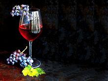 ワインの季節  秋  葡萄  ブドウの画像(お酒に関連した画像)