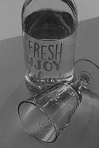 ダーク  グラス  ボトル  お酒の画像(渋カッコいいに関連した画像)