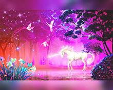 幻想ファンタジー  幻想的  ユニコーンの画像(空想的に関連した画像)