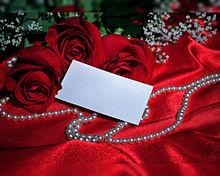 母の日  メッセージカード  真珠の画像(レッドに関連した画像)