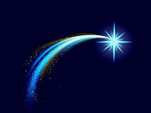 流れ星🌠  彗星  星  キラキラの画像 プリ画像
