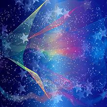 宇宙柄  宇宙  幻想的  コスモの画像(ブルー 壁紙に関連した画像)