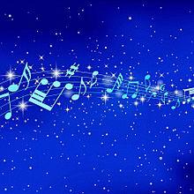五線譜🎼  音符♪  メロディー プリ画像