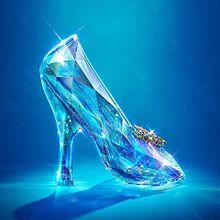 ガラスの靴  (マイコレはポチ押す)の画像(プリ画像)