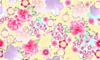 千代紙*牡丹と桜    (説明文 必読) プリ画像
