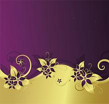 violet & gold   (説明文 必読)の画像(プリ画像)