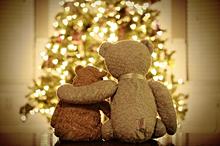 Christmasの画像(テディベアに関連した画像)