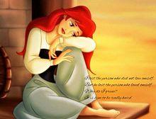 私は自分を愛してくれない人を失ったの プリ画像