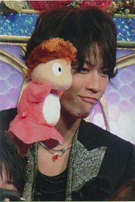 ポニョと亀ちゃん♡♡の画像(KATーTUNに関連した画像)