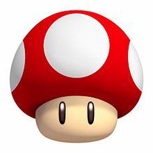 スーパーマリオブラザーズ キノコの画像1点|完全無料画像検索のプリ画像💓byGMO
