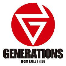 GENERATIONSロゴの画像(generations ロゴに関連した画像)