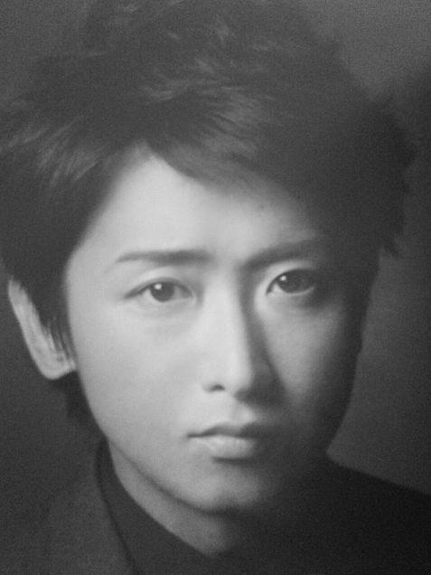 ▽大野智×monochromeの画像(プリ画像)