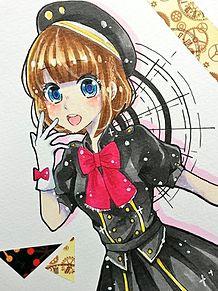 軍服ワンピースゥの画像(プリ画像)