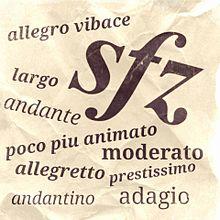 音楽記号の画像(管弦楽部に関連した画像)