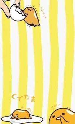 ぐでたま 壁紙の画像(プリ画像)