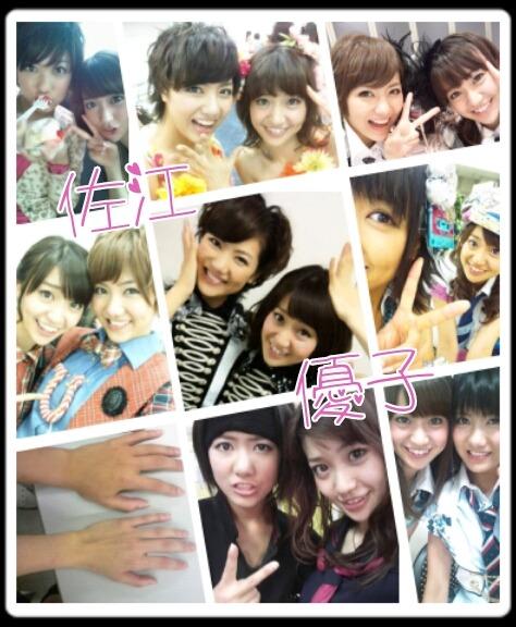 AKB48 大島優子 宮澤佐江の画像(プリ画像)