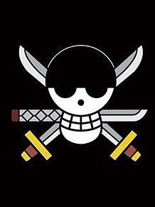 ゾロの海賊旗の画像(ゾロ 海賊旗に関連した画像)