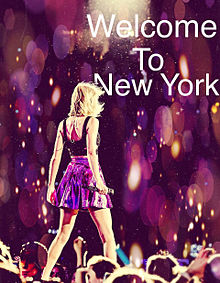 Welcome To New York プリ画像