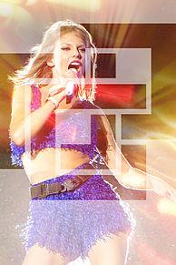 Taylor Swift プリ画像