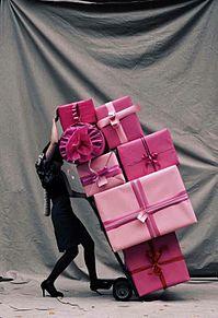 Presents プリ画像