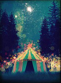 Tent プリ画像