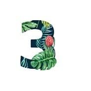 ハワイアン 数字の画像(ハワイアンに関連した画像)