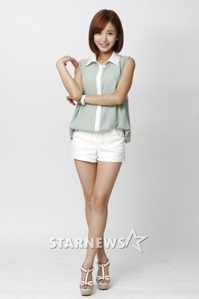 韓国俳優・女優 ユン・ジニ (Yoon JiNi) Yoon Jin Yiのプロフィール・代表作・写真