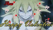 バレンタイン加工の画像(ザンクロウ フェアリーテイルに関連した画像)