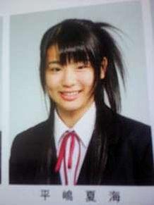 AKB48 平嶋夏海 卒アル プリ画像