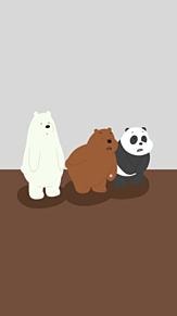 we bare bears BGの画像(プリ画像)