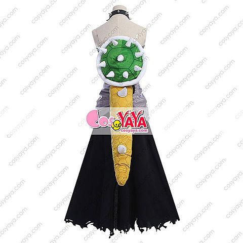 スーパーマリオ クッパ姫 コスプレの画像(プリ画像)