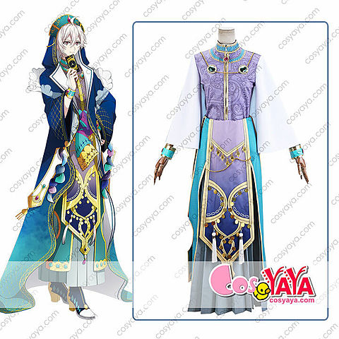 アイナナ 星巡り 九条天 サルディニア コスプレ衣装の画像(プリ画像)