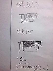 伏見猿比古の目の画像(アニメKに関連した画像)