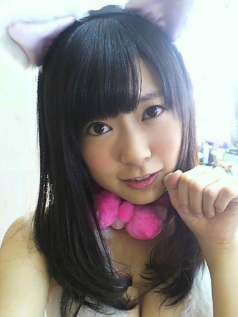 渡辺美優紀 猫