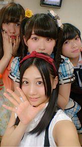 荻野利沙 岩永亞美 古畑奈和 山田みずほ SKE48 AKB48の画像(プリ画像)