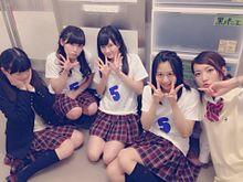 山田みずほ 岩永亞美 江籠裕奈 古畑奈和 荻野利沙 SKE48の画像(プリ画像)
