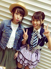 山田菜々 沖田彩華 NMB48の画像(NMB48 私服に関連した画像)