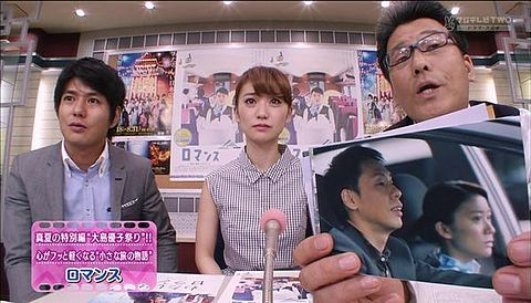渡辺和洋 大島優子 軽部真一の画像 プリ画像