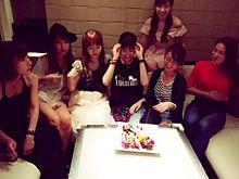 誕生日会 AKB48 2期生の画像(秋元才加に関連した画像)
