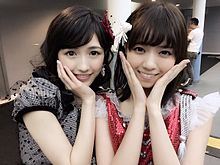 渡辺麻友 西野七瀬 AKB48 乃木坂46の画像(プリ画像)