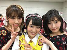 柏木由紀 向井地美音 渡辺麻友 AKB48の画像(プリ画像)