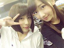 高橋朱里 柏木由紀 AKB48 NGT48の画像(プリ画像)