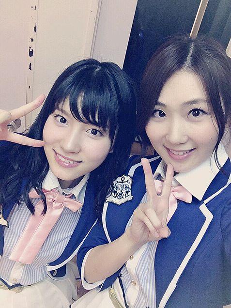 谷口めぐ 中田ちさと AKB48の画像(プリ画像)