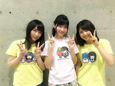川本紗矢 谷口めぐ 村山彩希 AKB48の画像(プリ画像)