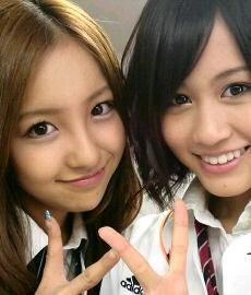 ともちん板野友美あっちゃん前田敦子 AKB48の画像(プリ画像)