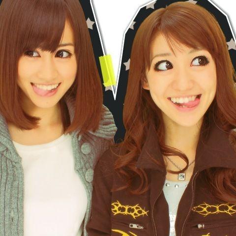あっちゃん前田敦子コリス大島優子 AKB48の画像(プリ画像)