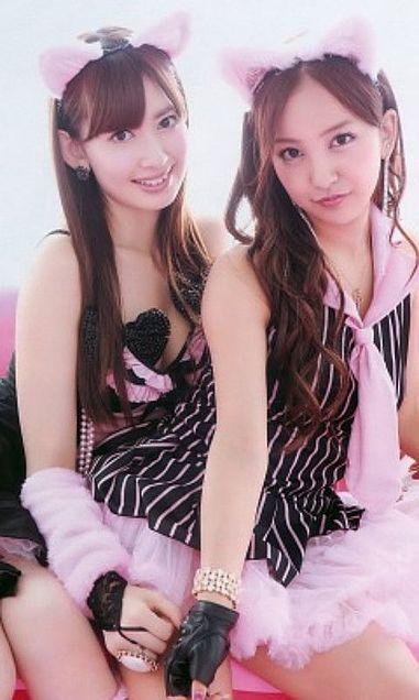 こじはる 小嶋陽菜 ともちん 板野友美 AKB48の画像(プリ画像)