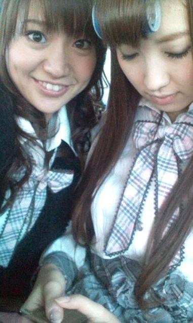 こじゆう大島優子小嶋陽菜 AKB48の画像(プリ画像)