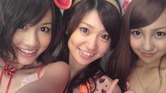 前田敦子大島優子板野友美AKB48 あっちゃんゆうこともちんの画像(プリ画像)