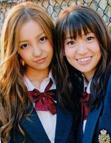 板野友美ともちん大島優子コリスチームK AKB48の画像(プリ画像)